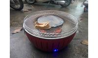 Bếp nướng than hoa dã ngoại Bn02 Nam Hồng