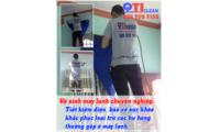 Dịch vụ vệ sinh máy lạnh chuyên nghiệp