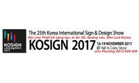 Hội chợ thiết kế sáng tạo, in ấn 3D, quảng cáo, đèn led tại Hàn Quốc