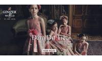 Tìm đối tác bán lẻ váy đầm dự tiệc trẻ em và dạo phố toàn quốc