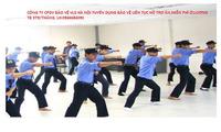 Tuyển nhân viên bảo vệ tại Hà Nội