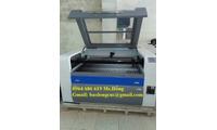 Máy laser 1390 cắt quảng cáo tại Hưng Yên, máy laser 1390 cắt mica