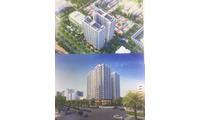 Nhà ở xã hội Tam Trinh - căn hộ 47m2 - ban công Đông Nam - tầng Vip