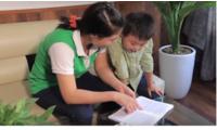 Cần thuê người giúp việc trông trẻ tại Thanh Xuân