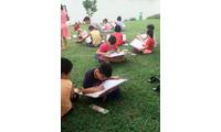 Nhận dạy vẽ - vẽ sáng tạo, vẽ tranh sơn dầu cho mọi lứa tuổi