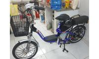 Xe đạp điện Asama 4 bình mới 97%