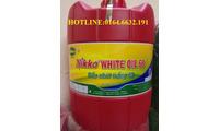 Dầu thủy lực Nikko White Oil 68 trắng-18L