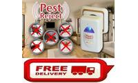 Pest Reject khắc tinh của chuột, côn trùng