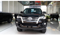 Toyota Fortuner 2017, new
