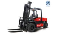 Xe forklift Quảng Ngãi rẻ | Xe Diesel 7-8 tấn