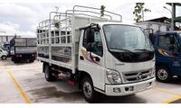 Xe Thaco Ollin 500B 4.995 tấn mui bạt Thaco 5 tấn, có sẵn