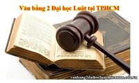 Cơ hội việc làm văn bằng 2 Đại học Luật