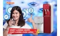 Máy lọc nước Yakyo công nghệ mang lọc NANO