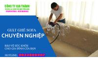 Dịch vụ giặt ghế sofa tại nhà TP HCM