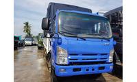 Cần bán xe tải Isuzu Vĩnh Phát 8.2 tấn thùng bạt đời 2017 trả góp 90%