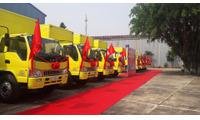 Xe tải jac 7T8 với ưu điểm thùng dài rộng (7500 * 2300 * 2275)