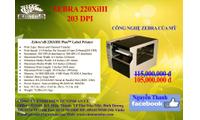 Máy in tem nhãn Zebra 220Xi3 giá rẻ