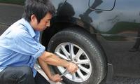 Tuyển nhân viên lốp xe hơi