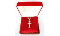 Tượng Thiên Chúa ba ngôi đúc từ bạc quý hiếm hội xuân độ