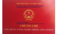 Thi chứng chỉ tin học ic3 ở đâu lấy nhanh tại Hà Nội