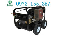 Máy rửa xe siêu cao áp 22kw LUTIAN QK5011C,máy rửa xe 500bar