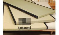 Giới thiệu khách hàng về tấm cói tatami lát sàn nhà