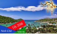 Tour du lịch Ninh Chữ - Vĩnh Hy tết 2018 3 ngày 2 đêm giá rẻ