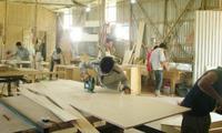 Đóng mới, sửa chữa, sơn PU, đánh vẹcni đồ gỗ quận 5