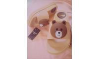 💘Dép gấu Brown xinh xắn đa zi năng