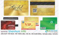 Tìm chỗ in thẻ vip tặng khách hàng thân thiết, giá rẻ và uy tín cao