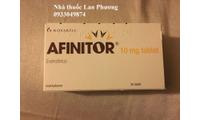 Thuốc Afinitor 10mg thuốc everolimus ung thư vú