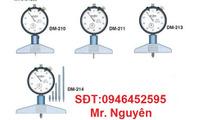 Teclock tại Việt Nam-Depth gauge DM210