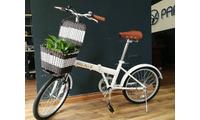 Xe đạp gấp cho chị em phụ nữ!