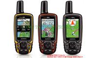 Máy đi phượt đo định vị GPS Garmin Map 64s