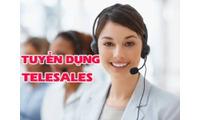 Tuyển nữ Telesales - hỗ trợ kinh doanh làm việc tại Hà Nội