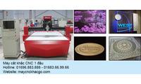 Máy cắt khắc CNC 1 đầu – Máy CNC cắt quảng cáo giá rẻ