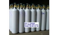 Phân phối khí công nghiệp: Argon, Nitơ, Oxy, CO2
