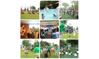 5/11: Vui chơi, trải nghiệm tại Quảng Tây Resort Sơn Tây