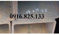 150*250*5mm. Thép hộp 150x250x5ly, 6ly, 8ly, hộp CN 150x250, 70x140