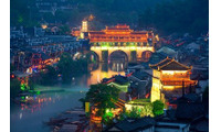 Hồ Nam - Trương Gia Giới - Phượng Hoàng Cổ Trấn