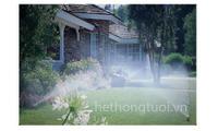 Tưới cảnh quan, hệ thống tưới cảnh quan, tưới sân vườn, tưới cỏ