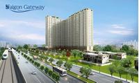 Sang nhượng ngang giá căn hộ Saigon Gateway A-22-15, DT 55m2,