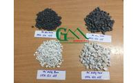 Đá hạt trắng làm đá granite nhân tạo