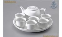 Bộ trà Minh Long 0.2l Jasmine trắng
