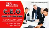 Khóa học Giám đốc điều hành CEO - Đà Nẵng