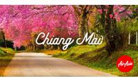 Khuyến mãi bay Chiang Mai ngắm hoa anh đào từ 56 USD