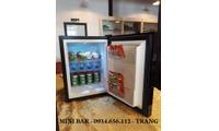 Tủ lạnh mini cho khách sạn, tủ mát Homesun bảo hành 2 năm