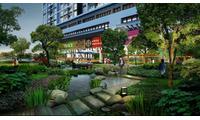Viên ngọc xanh giữa lòng thành phố căn hộ chung cư cao cấp Green Pea