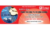Khóa học Phân tích đầu tư và kinh doanh chứng khoán tại Đà Nẵng