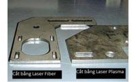 So sánh chất lượng sản phẩm của hai dòng máy laser plasma và